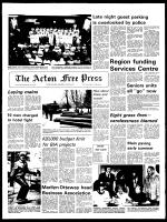 Acton Free Press (Acton, ON), April 13, 1977