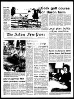 Acton Free Press (Acton, ON), June 27, 1977