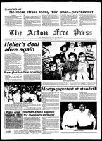 Acton Free Press (Acton, ON), May 7, 1980