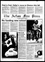 Acton Free Press (Acton, ON), July 16, 1980