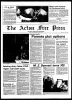 Acton Free Press (Acton, ON), August 6, 1980