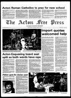 Acton Free Press (Acton, ON), August 27, 1980