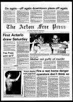 Acton Free Press (Acton, ON), September 3, 1980