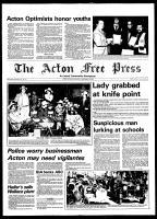 Acton Free Press (Acton, ON), November 19, 1980