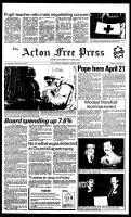 Acton Free Press (Acton, ON), March 9, 1983
