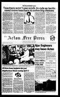 Acton Free Press (Acton, ON), April 6, 1983