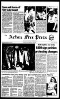Acton Free Press (Acton, ON), June 15, 1983