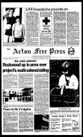 Acton Free Press (Acton, ON), June 22, 1983