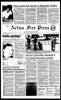 Acton Free Press (Acton, ON), June 29, 1983