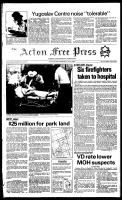 Acton Free Press (Acton, ON), July 6, 1983