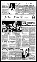 Acton Free Press (Acton, ON), August 17, 1983