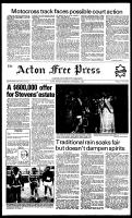 Acton Free Press (Acton, ON), September 21, 1983