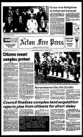 Acton Free Press (Acton, ON), November 2, 1983