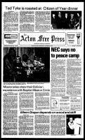 Acton Free Press (Acton, ON), November 16, 1983