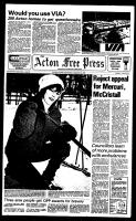 Acton Free Press (Acton, ON), February 15, 1984