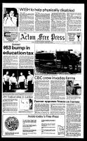Acton Free Press (Acton, ON), February 29, 1984