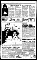 Acton Free Press (Acton, ON), March 7, 1984