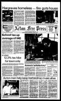 Acton Free Press (Acton, ON), March 14, 1984
