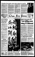 Acton Free Press (Acton, ON), April 18, 1984