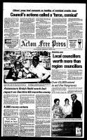 Acton Free Press (Acton, ON), April 25, 1984