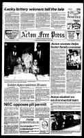 Acton Free Press (Acton, ON), May 23, 1984