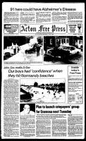 Acton Free Press (Acton, ON), June 6, 1984