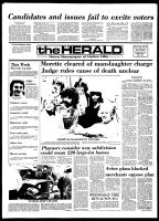 Georgetown Herald (Georgetown, ON), November 1, 1978