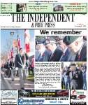 Independent & Free Press (Georgetown, ON), 9 Nov 2010