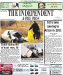 Independent & Free Press (Georgetown, ON), 16 Nov 2010