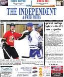 Independent & Free Press (Georgetown, ON), 10 Jan 2012