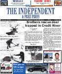 Independent & Free Press (Georgetown, ON), 26 Jan 2012
