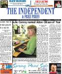 Independent & Free Press (Georgetown, ON), 12 Apr 2012