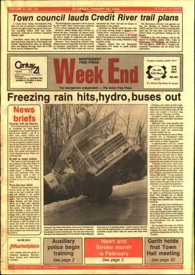 Independent & Free Press (Georgetown, ON), 28 Jan 1989