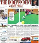 Independent & Free Press (Georgetown, ON), 19 May 2016