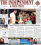 Independent & Free Press (Georgetown, ON), 21 Jul 2016