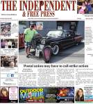 Independent & Free Press (Georgetown, ON), 18 Aug 2016