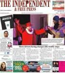 Independent & Free Press (Georgetown, ON), 8 Dec 2016