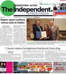 Independent & Free Press (Georgetown, ON), 30 Mar 2017