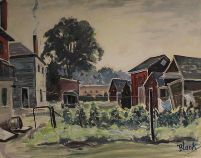 Backyards on Guelph Street