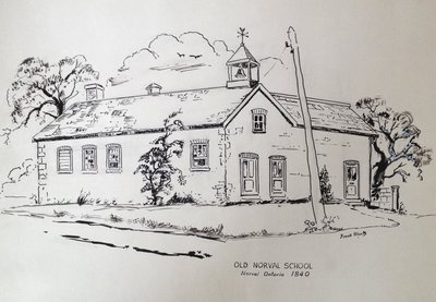 The Old Norval School