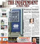 Independent & Free Press (Georgetown, ON), 1 Aug 2013