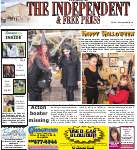 Independent & Free Press (Georgetown, ON), 31 Oct 2013