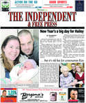 Independent & Free Press (Georgetown, ON), 3 Jan 2013