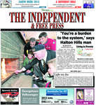 Independent & Free Press (Georgetown, ON), 18 Apr 2013