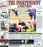 Independent & Free Press (Georgetown, ON), 2 May 2013