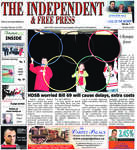 Independent & Free Press (Georgetown, ON), 13 Feb 2014