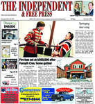 Independent & Free Press (Georgetown, ON), 20 Mar 2014