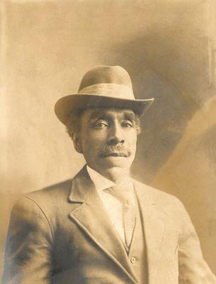 John Henry Shepherd Portrait