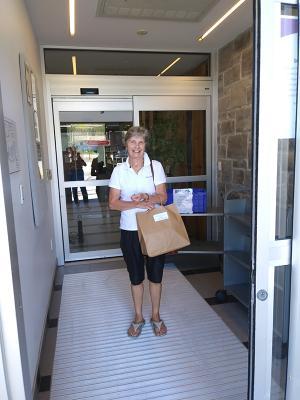 Halton Hills Public Library Curbside Pickup