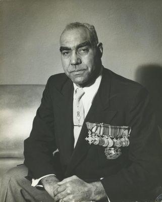 Henry Thomas Shepherd Portrait